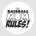 This Baseball Mom Rules copy.png Stickers