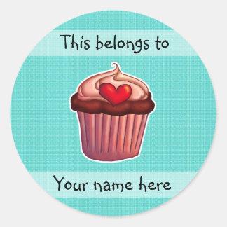 This belongs to Cupcake sticker