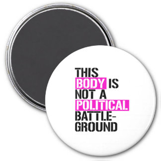 This Body is Not a Political Battleground - - LGBT Magnet