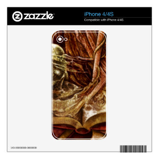 This Book Is Haunted iPhone 4S Skin
