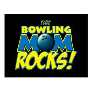 This Bowling Mom Rocks copy.png Postcard