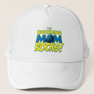 This Bowling Mom Rocks copy.png Trucker Hat