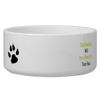 This Brazilian Will Put A Smile On Your Face Dog Water Bowls