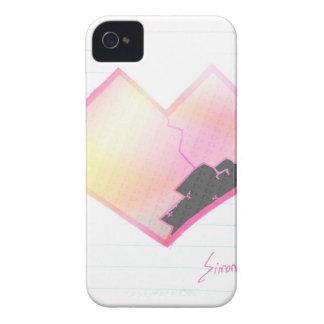 """""""This Broken Heart"""" phone case"""