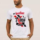 This Brother is Trini 2 de bone T-Shirt