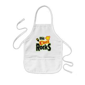 This Chef Rocks! Apron