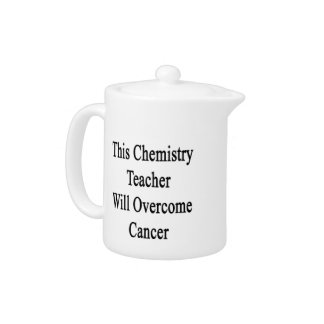 This Chemistry Teacher Will Overcome Cancer