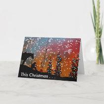 This Christmas Holiday Card