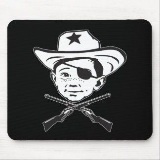 This Christmas, I shot my eye out! Mouse Pad