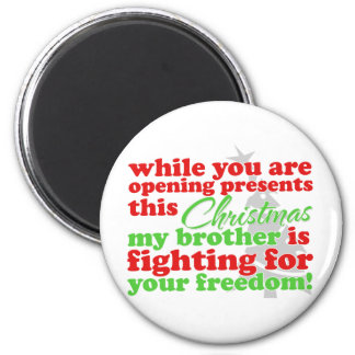 This Christmas - My Brother Magnet