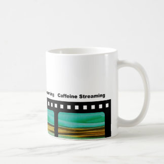 This Coffee Cup is from my Las Venanas Series Classic White Coffee Mug