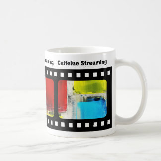 This Coffee Cup is from my Las Ventanas Series Classic White Coffee Mug