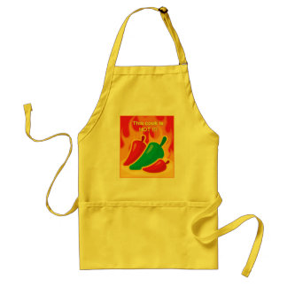 This Cook is HOT Apron