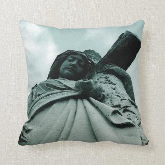 This Cross I Bare American MoJo Pillow