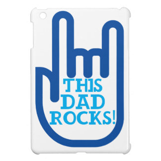 This Dad Rocks! iPad Mini Cases