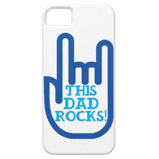 This Dad Rocks! iPhone SE/5/5s Case