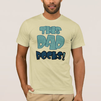 THIS DAD ROCKS T-Shirt