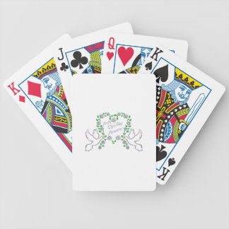 This Day Forward Bicycle Playing Cards