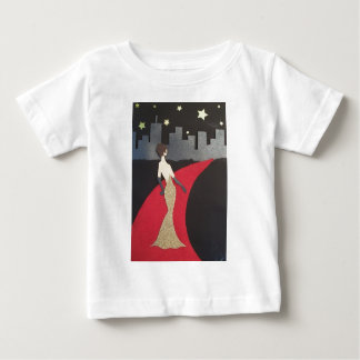 This design will always make you feel glamorous! baby T-Shirt