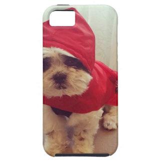 This dog hates rain iPhone SE/5/5s case