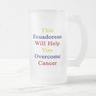 This Ecuadorean Will Help You Overcome Cancer Coffee Mugs