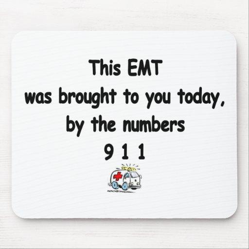 This EMT... Mouse Mat