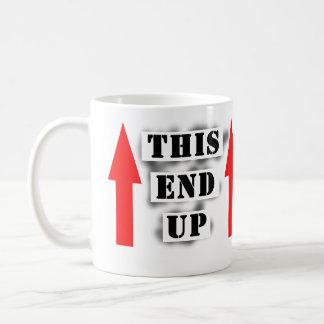 This End Up Coffee Mug
