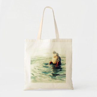 This End Up! Duck Butt Tote Bag