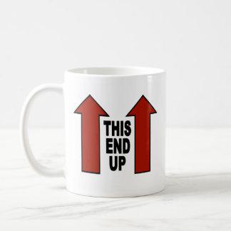 THIS END UP MUG