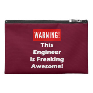 This Engineer is Freaking Awesome! Travel Accessories Bag
