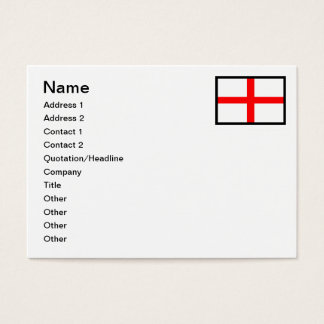 This England Business Card