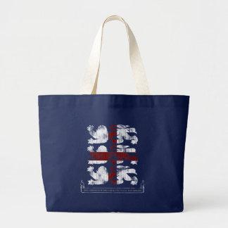 This England Dark Tote Bag