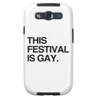 This festival is gay galaxy s3 covers