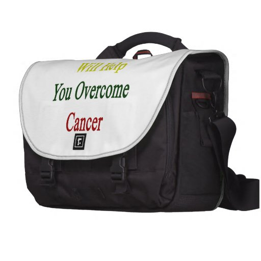 This Ghanaian Will Help You Overcome Cancer Laptop Messenger Bag