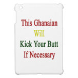 This Ghanaian Will Kick Your Butt If Necessary Cover For The iPad Mini