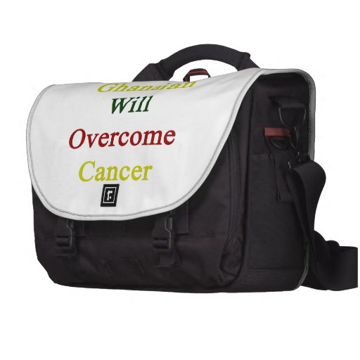 This Ghanaian Will Overcome Cancer Laptop Commuter Bag