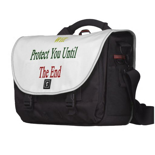 This Ghanaian Will Protect You Until The End Bag For Laptop