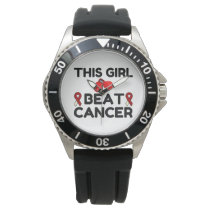 THIS GIRL BEAT CANCER WATCH