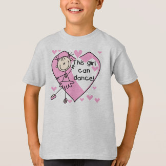 This Girl Can Dance T-shirts and Gifts
