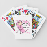 This Girl Can Dance T-shirts and Gifts Card Deck