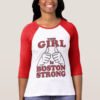 This GIRL is Boston Strong T-Shirt