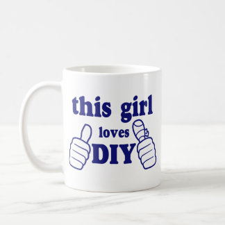 This Girl Loves DIY Coffee Mug