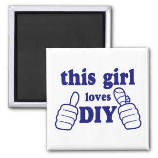 This Girl Loves DIY Magnet