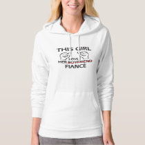 This Girl Loves Her Fiance Hoodie