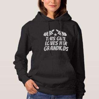 This Girl Loves Her Grandkids Hoodie