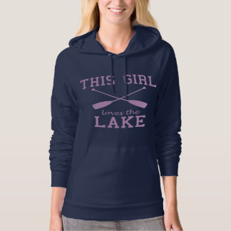 This Girl Loves the Lake Hoodie