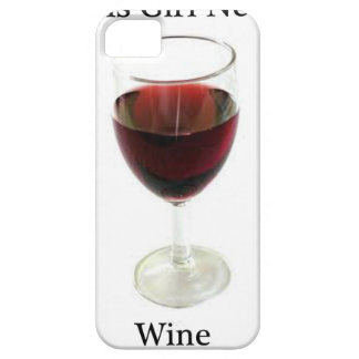 This girl needs wine iPhone SE/5/5s case
