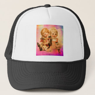 THIS GIRLS LIFE COMBO 2B TRUCKER HAT
