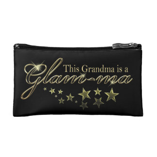 This Grandma is a Glam-ma Makeup Bag