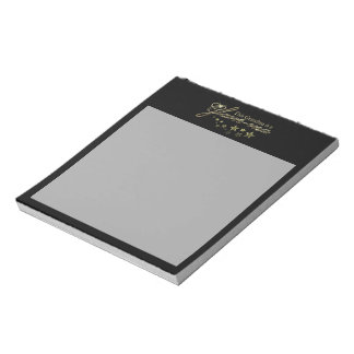 This Grandma is a Glam-ma Notepad